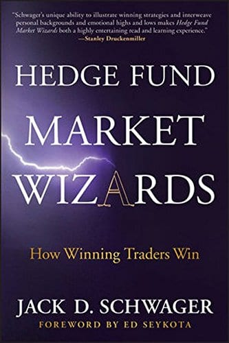 كتاب Hedge Fund Market Wizards